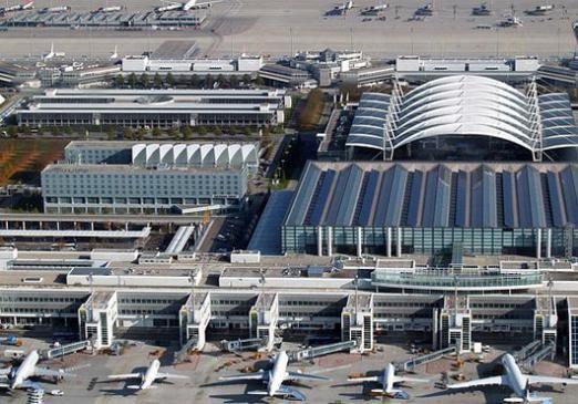 Як дістатися до аеропорту мюнхена?