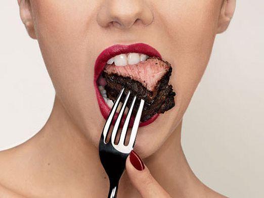 Як їсти м'ясо?
