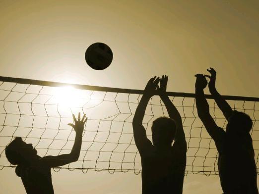 Як грати в волейбол?