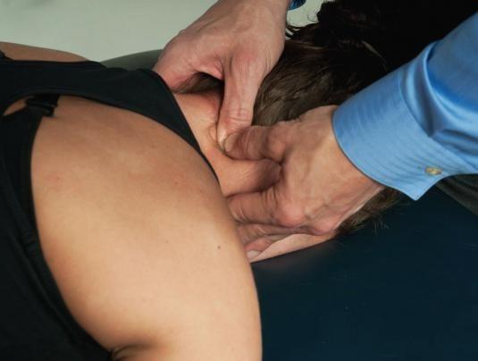 Як лікувати шию?