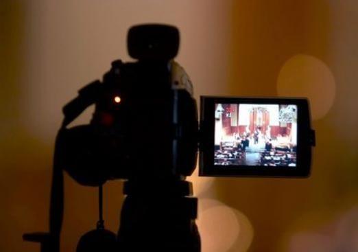 Як почати знімати відео?