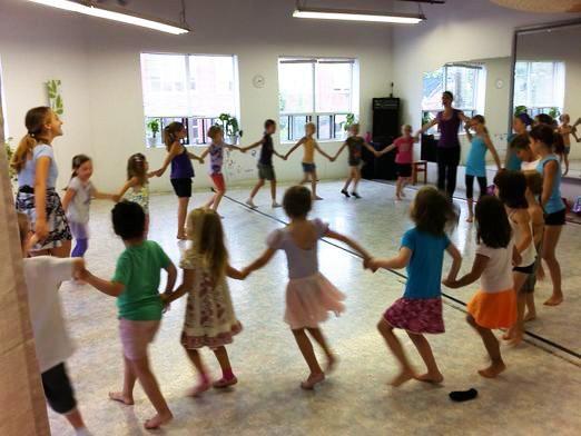 Як навчити танцювати?