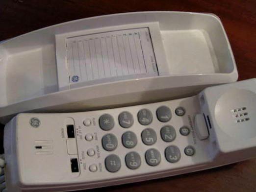 Як відключити домашній телефон?