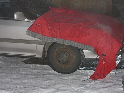 Як відігріти машину?