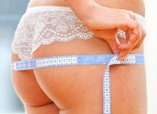 Як схуднути в сідницях?