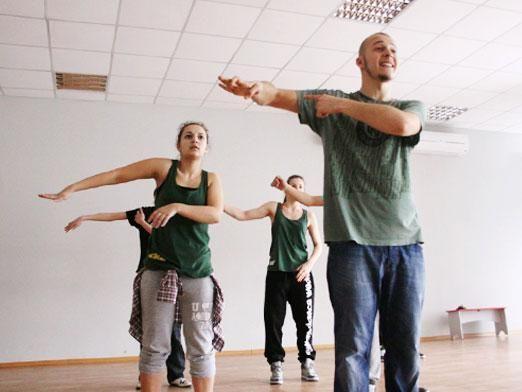 Як танцювати дабстеп?