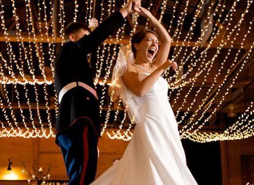 Як танцювати на весіллі?