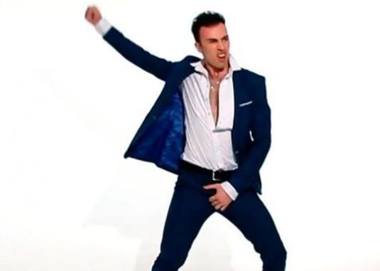 Як танцюють мужики?