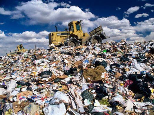 Куди вивезти сміття?