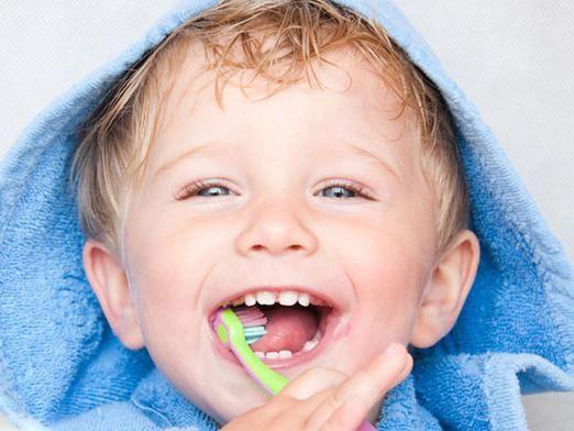 Скільки зубів у 3 роки?